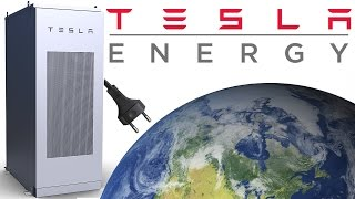 Tesla Energy is Getting Serious – A Battery Powered World?