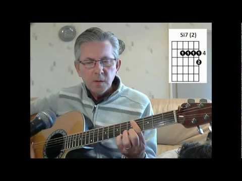 Comment jouer L'Aziza de Daniel Balavoine à la guitare