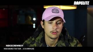 Les beugs du $-Crew en interview