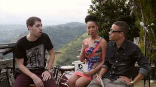 Richie Campbell on collaborating with other Jamaican Artsts. - Jussbuss Acoustic