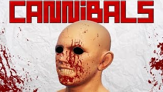CANNIBAL TRIBE - Eating Geared People | RUST