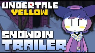 Undertale Yellow - Snowdin Trailer