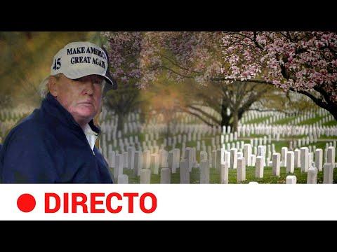 EN DIRECTO 🔴 TRUMP en su PRIMER acto PÚBLICO tras PERDER las ELECCIONES de EE.UU.  RTVE Noticias