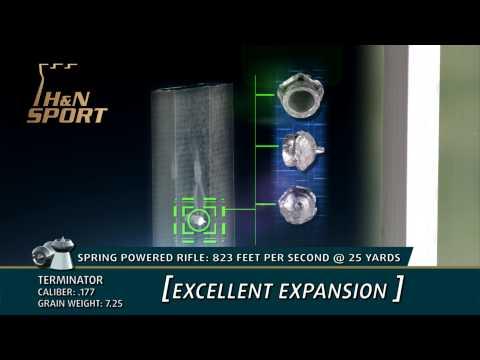Video: H&N Terminator - specs, and promo | Pyramyd Air