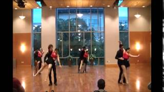 TLD Bachata Co. Spring Show 2014