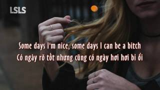 [Lyrics + Vietsub] Pretty Girl - Maggie Lindemann