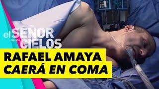 Rafael Amaya Caerá En Coma En 'El Señor De Los Cielos 6'