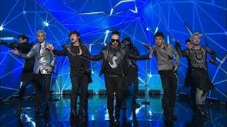 【TVPP】BIGBANG - Tonight, 빅뱅 - 투나잇 @ Comeback Stage, Show Music core Live