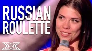 "Anna Khokhlova Covers Rihanna's ""Russian Roulette"" 