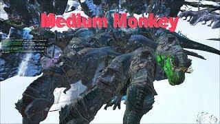 Medium Megapithecus Official Ark Survival Evolved