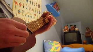 Dragonforce Ukulele Through The Fire And Flames
