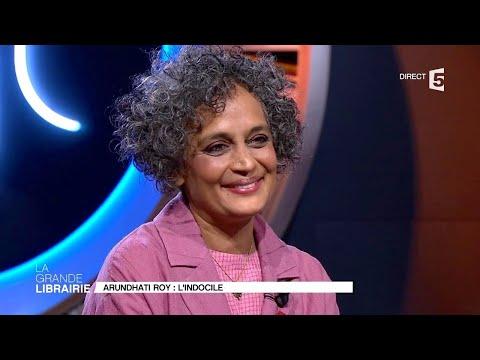 Vidéo de Arundhati Roy