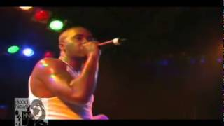 Nas -It ain't hard to tell (Live)