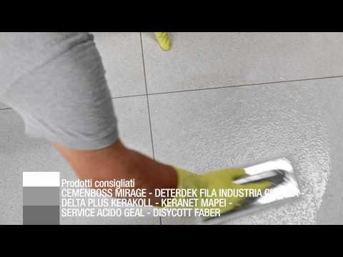 Come pulire i pavimenti in gres tutto per casa
