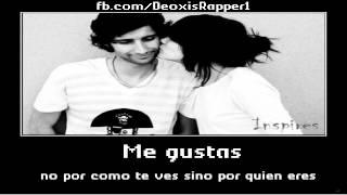 Deoxys Beats | Me gustas como eres | instrumental de rap