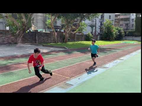 1022 大隊接力練習四 - YouTube