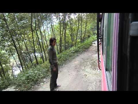 Nepal bus trip 2