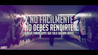 No debes rendirte - Drimer MC (Arte y Sentimiento) - Video Lyric