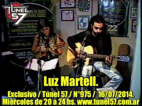 Cada Lagrima de Luz Martell Letra y Video