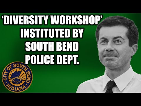 "Tom Fitton: How Pete Buttigieg's Diversity Workshop ""Lectured Cops on Size-ism"""