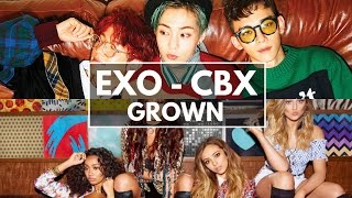 """How would EXO-CBX (첸백시) sing Little Mix """"Grown"""""""