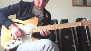 Exeter Guitar Tutor: Guitar Tip Of The Week #6 - Playing in the style of…?
