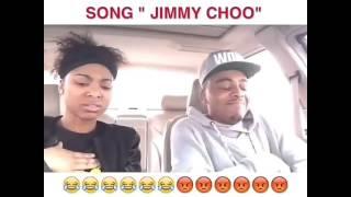 Jimmy Choo vine