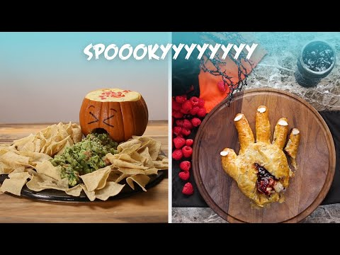 Recipes For The Spookiest Halloween Party