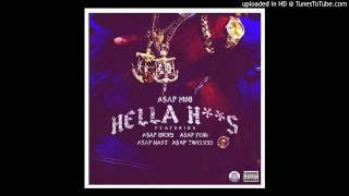 Asap Mob - Hella Hoes instrumental W/Hook & DL Link
