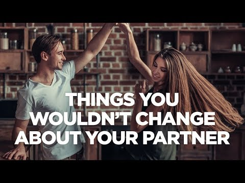 Things You Wouldn't Change About Your Partner - The G&E Show photo