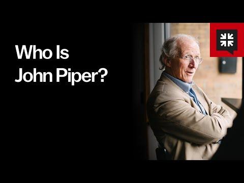 Who Is John Piper? // Ask Pastor John