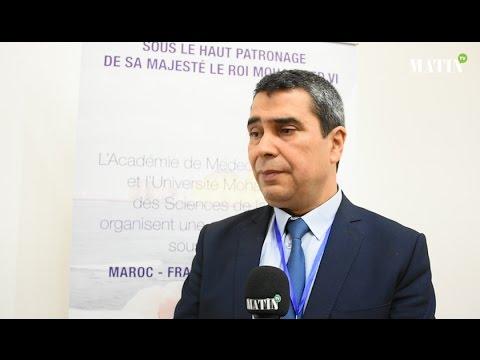 L'Université Mohammed VI des Sciences de la Santé accueille l'Académie de médecine de France