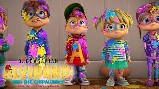 Alvinnn!!! Und die Chipmunks - Das Musikfestival (Trailer)