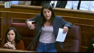 """Catalá recuerda a Irene Montero el """"azotar hasta que sangre"""" de Pablo Iglesias"""