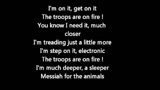 Kasabian Lsf lyrics