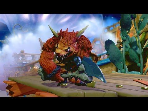 Watch 3 Minutes Skylanders Imaginators Nintendo Switch Gameplay