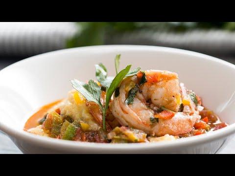 Pepper Pot Shrimp As Made By Top Chef?s Chris Scott