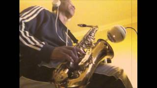 """""""Dust In The Wind"""" - Kansas - (saxophone cover)"""