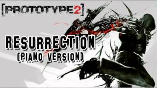 Prototype 2 Main Theme (Resurrection) Piano Version