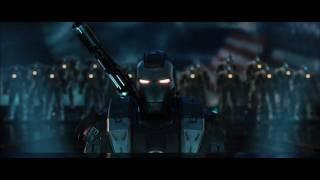 Slayerz - I am Invincible (Iron Man 2 The Movie - Fan Music Video)
