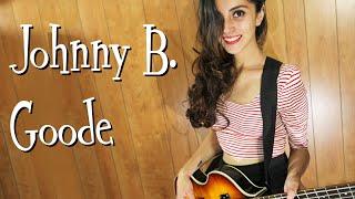 Johnny B. Goode [Back To The Future Version] - Original  Chuck Berry - Ensambles Ikalli (Cover)