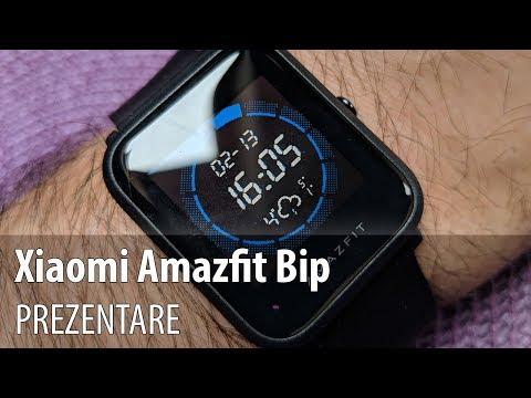 Xiaomi Amazfit Bip, unboxing și prezentare