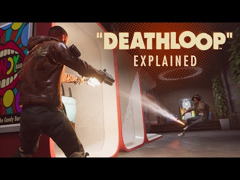 WTFF::: Deathloop for PS5 & PC Gets New Trailer Explaining What The Game Is All About