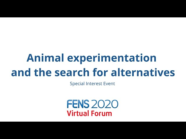Animal experimentation and the search for alternatives