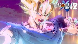 Dragon Ball XENOVERSE 2 - Announcement Trailer | PS4, XB1, PC