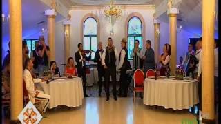Raducanu Music si Pindu - canta cucu-n bucovina live ETNO TV
