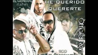 Franco ''El Gorilla'' Ft Gadiel & Tico - He Querido Quererte (Official Remix)