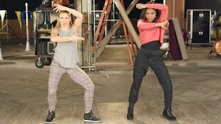 """Descendants 2 - Dance tutorial di """"What's my name"""" con China Anne McClain"""