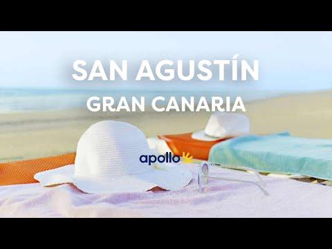 San Agustín på Gran Canaria