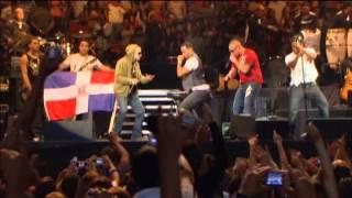 Wisin Y Yandel ft  Aventura   Noche De Sexo Live MSG DVD Mvking